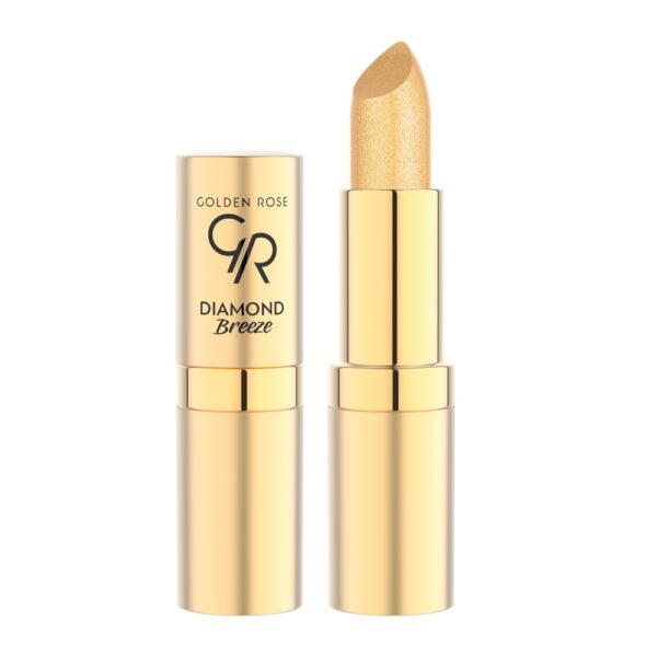 diamond breeze shimmering lipstick 01 24k gold